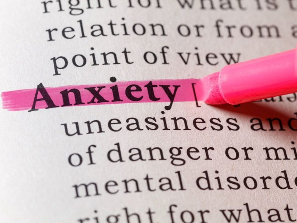 anxiety definition